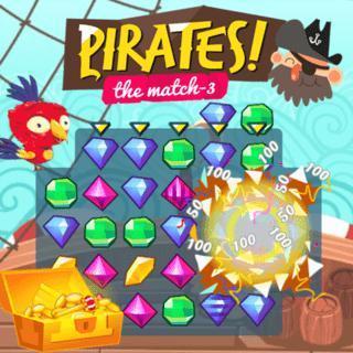 Pirates! The Match-3
