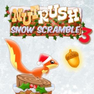Nut Rush 3 - Snow Scramble