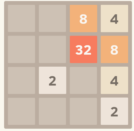 2048益智方块